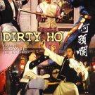 VD9033A  Dirty Ho kung fu martial arts action movie DVD Gordon Liu digitally remastered