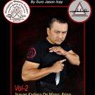 VD8164A  Inayan System Eskrima #2 Kadana De Mano knives locks disarms DVD Suro Jason Inay