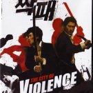 VD7740A  City of Violence korean action movie swords & guns DVD Jae-mo Ahn, Kil-Kang Ahn