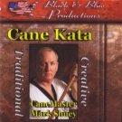 VD7741A  Cane Advanced Traditional & Creative Techniques Kata DVD Mark Shuey martial arts
