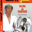 VD8166A  Simple Judo Self Defense Tai Sabaki Falling Transitions DVD Hayward Nishioka