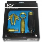XP7916A-BKY  Kingman Java Spyder VS2 VS3 RS RSX Gun Galaxy YELLOW Gold Body Parts Kit grip