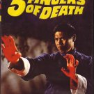 VD9025A   Five Fingers Of Death chinese kung fu action movie DVD Lieh Lo Ping Wang