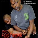 VD8172A  Small Circle Ju Trap Boxing #2 Insane Dance of Pain Footwork DVD Prof Hundon