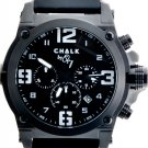 AW0150A  CHALK Quincy CANON 46mm Watch Black Stainless Steel IP Case Black Dial P Diddy