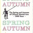 BO8200A  Spring Autumn of Chinese Martial Arts 5000 years book Kang Ge-Wu wushu shaolin qigong