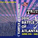VO5301A  Battle of Atlanta Karate Open Tournament DVD NASKA mma weapons kata sparring