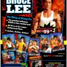 VD9902P  Bruce Lee Holiday Gift Set 7 DVD + Collector Magazine T-Shirt & More! $195 Value