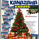 VD9909P  Kanazawa Shotokan Karate Gift Set 9 DVDs + Textbook & Tanto Trainer $250 Value!