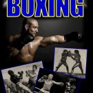 BO9934A  Boxing Worldwide Art Hand to Hand Combat Paperback Book Edwin Haislet weaponless