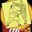 BO9936A  Chinese Leg Maneuvers Book Wang Paperback Book Y Wang martial arts kung fu