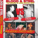 VD8175A  Octagon Blood & Steel Genesis of Mixed Martial Arts Helio Gracie DVD documentary