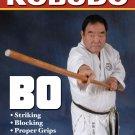 VD5507A  Master Class Kobudo Karate Bo Staff jo DVD #2 Fumio Demura Shito Ryu shotokan