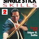 VD5148A  Lameco Eskrima Essential Single Stick Skills #2 Martial Arts DVD Edgar Sulite