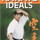 BE0017A  Karate Ideals Book - Martial Arts Budo Empty Hand Way of Life by Randall Hassell