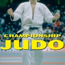 BE0035A  Championship Judo - Top Techniques Grappling Text Book World Champion Mike Swain