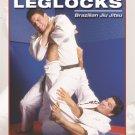 BE0040A  Encyclopedia of Brazilian Jiu Jitsu Leglocks Techniques Book Rigan Machado