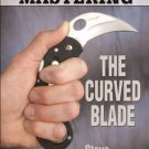 BE0043A  Mastering the Curved Blade - Kerambit Knife Instructional Book Steve Tarani