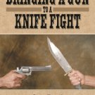 BE0044A  Bringing a Gun to Knife Fight - Instructional Weapon Book Steve Tarani