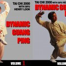 VD5301P  2 DVD Set Dynamic Guang Ping Yang Tai Chi DVD Henry Look hard soft fighting