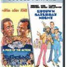 VO1573A  Double Feature A Piece of Action / Uptown Saturday Night - Blaxploitation DVD