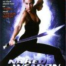 VD9010A  Naked Weapon DVD uncut Hong Kong Kung Fu Martial Arts action movie