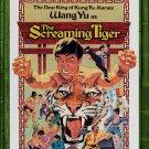VD6021A  The Screaming Tiger - Wang Yu Hong Kong King of Kung Fu martial arts movie DVD