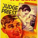 VD6024A  Will Rogers Judge Priest - post Civil War movie DVD Stepin Fetchit 1934 B&W