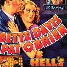 VD6037A   Hell's House - Pat O-Brien, Bette Davis classic movie DVD 1938 B&W