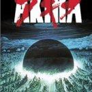 VO1581A  Akira DVD- Classic 1988 Japanese Futuristic Anime movie by Katsuhiro Otomo