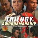 VO1463A  Trilogy Of Swordsmanship DVD - Classic Shaw Bros Anthology Kung Fu Martial Arts