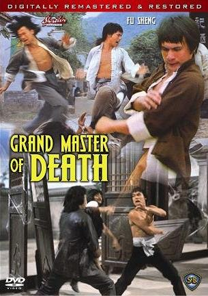 VO1590A  Grand Master of Death / Demon Fist of Kung Fu DVD - Hong Kong Martial Arts