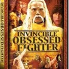 VO1596A  Invincible Obsessed Fighter DVD - Hong Kong Kung Fu Martial Arts Action movie