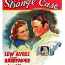 VD9049A  Dr Kildares Strange Case DVD - 1940 B/W Classic 4.5 star Drama Lionel Barrymore
