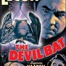 VD9060A  The Devil Bat DVD - 1940 Bela Lugosi mad scientist creepy sci fi movie B/W