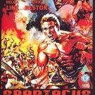 VD9069A  Spartacus & the Ten Gladiators DVD - 1964 Dan Vadis Helga Line John Heston