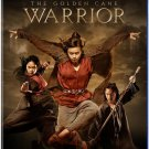 VO1607A  The Golden Cane Warrior BLU RAY DVD - Indonesian Martial Arts Action dubbed