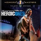 VO1635A  The Heroic Ones BLU RAY DVD - Shaw Bros Kung Fu Martial Arts Action Classic