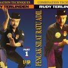 VD3063P  2 DVD Set Indonesian Pencak Silat Ratu Adil Pukulan forms 1,2 DVD Rudy Terlinden