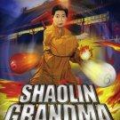VO1640A  Shaolin Grandma DVD - Japanese martial arts action Chiyako Asami subtitled