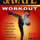 VD3067A  Savate #2 Workout of French Kickboxing DVD French Cup Champion Nicolas Saignac