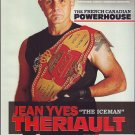 "VL0715A  Jean Yves ""Iceman"" Theriault PKA Professional Karate Greatest Fights DVD"