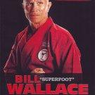 "VL0718A  Bill ""Superfoot"" Wallace PKA Professional Karate Greatest Fights DVD"