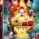 VO1648A Dragon Ball Z - Resurrection 'F' DVD Akira Toriyama Japanese Anime Action movie