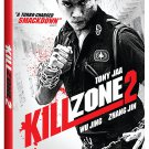 VO1650A Kill Zone 2 DVD Chinese martial arts gangster action movie Tony Jaa, Wu Jing