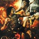 VO1652A  Ong Bak 3 DVD Thai martial arts fantasy action movie Tony Jaa Primrata Dejudom
