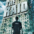 VO1657A The Raid DVD Indonesian martial arts police action movie  Iko Uwais serbuan haut