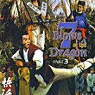 VO1665A  7 Blows Of The Dragon #3 Delightful Forest DVD Kung Fu martial arts action