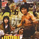 VO1669A  A Fist Full Of Talons DVD Kung Fu martial arts action Billy Chong, Whang In Shik