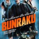 VO1684A  Bunraku DVD revenge martial arts action Woody Harrelson, Ron Perlman, Demi Moore
